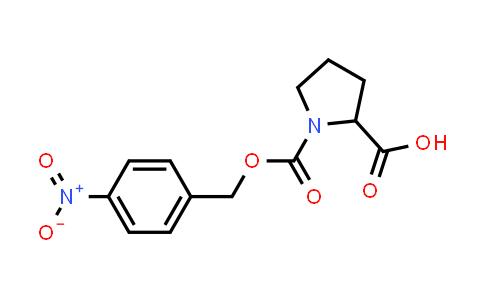 1-(((4-Nitrobenzyl)oxy)carbonyl)pyrrolidine-2-carboxylic acid
