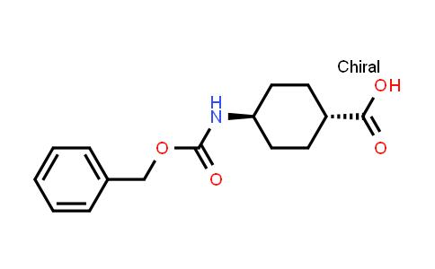 trans-4-(((Benzyloxy)carbonyl)amino)cyclohexanecarboxylic acid