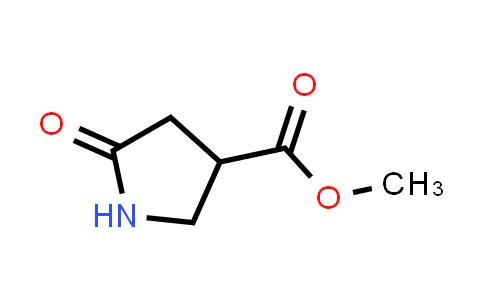 Methyl 5-oxopyrrolidine-3-carboxylate