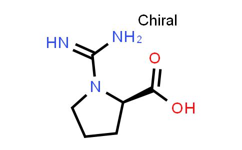 (R)-1-Carbamimidoylpyrrolidine-2-carboxylic acid