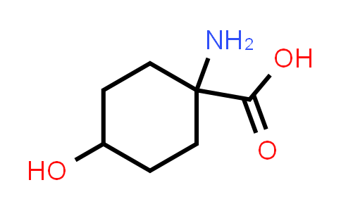 1-Amino-4-hydroxycyclohexanecarboxylic acid