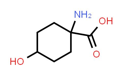 1-Amino-4-hydroxycyclohexanecarboxylic acid