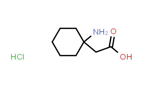 2-(1-Aminocyclohexyl)acetic acid hydrochloride
