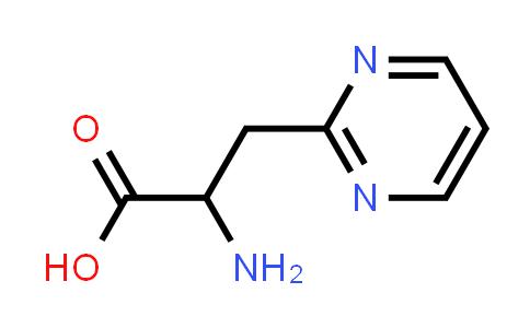 2-Amino-3-(pyrimidin-2-yl)propanoic acid
