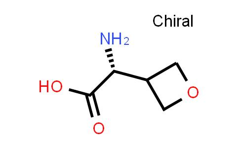 (R)-2-Amino-2-(oxetan-3-yl)acetic acid