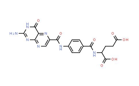 2-(4-(2-Amino-4-oxo-3,4-dihydropteridine-6-carboxamido)benzamido)pentanedioic acid