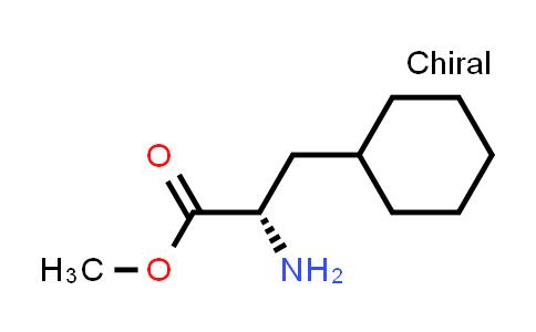 (S)-Methyl 2-amino-3-cyclohexylpropanoate