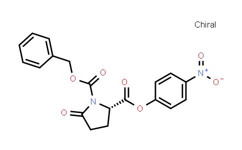 (S)-1-Benzyl 2-(4-nitrophenyl) 5-oxopyrrolidine-1,2-dicarboxylate