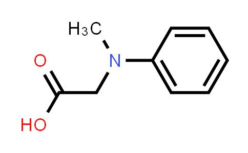 2-(Methyl(phenyl)amino)acetic acid