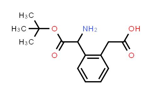 2-(Boc-aminomethyl)phenylacetic Acid