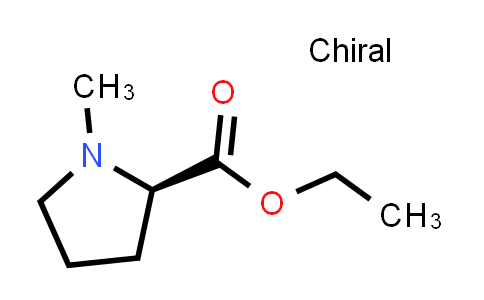 (R)-Ethyl 1-methylpyrrolidine-2-carboxylate