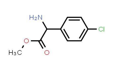 Methyl 2-amino-2-(4-chlorophenyl)acetate