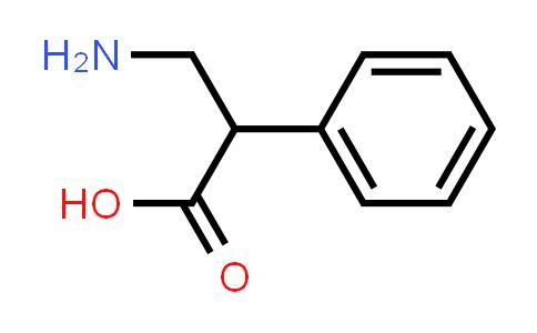 3-Amino-2-phenylpropanoic acid