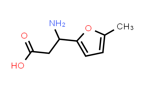 3-Amino-3-(5-methylfuran-2-yl)propanoic acid