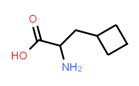 2-Amino-3-cyclobutylpropanoic acid