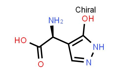 (S)-2-Amino-2-(5-hydroxy-1H-pyrazol-4-yl)acetic acid