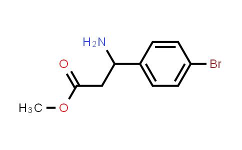 Methyl 3-amino-3-(4-bromophenyl)propanoate