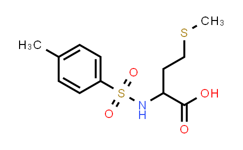 2-(4-Methylphenylsulfonamido)-4-(methylthio)butanoic acid