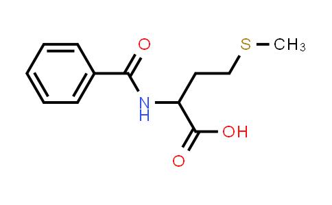 2-Benzamido-4-(methylthio)butanoic acid