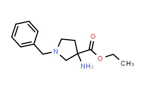 Ethyl 3-Amino-1-benzyl-3-pyrrolidinecarboxylate