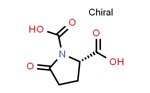 (S)-5-Oxopyrrolidine-1,2-dicarboxylic acid