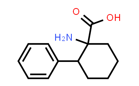 1-Amino-2-phenylcyclohexanecarboxylic acid