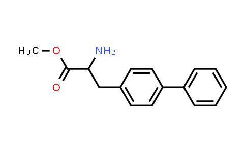 Methyl 3-([1,1'-biphenyl]-4-yl)-2-aminopropanoate