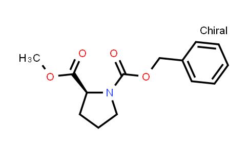 (S)-1-Benzyl 2-methyl pyrrolidine-1,2-dicarboxylate