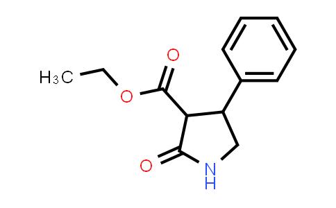 Ethyl 2-oxo-4-phenylpyrrolidine-3-carboxylate
