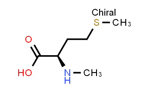 (R)-2-(Methylamino)-4-(methylthio)butanoic acid