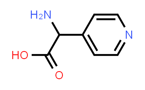 2-Amino-2-(pyridin-4-yl)acetic acid