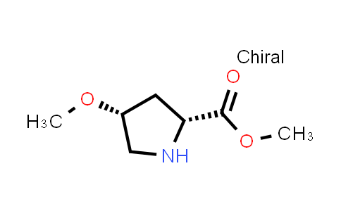 (2R,4R)-Methyl 4-methoxypyrrolidine-2-carboxylate