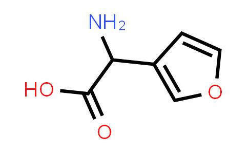 2-Amino-2-(furan-3-yl)acetic acid