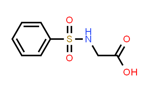 2-(Phenylsulfonamido)acetic acid
