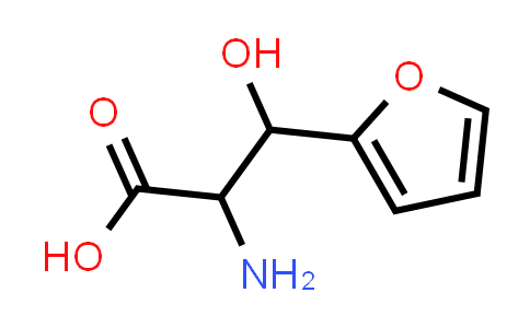 2-Amino-3-(furan-2-yl)-3-hydroxypropanoic acid