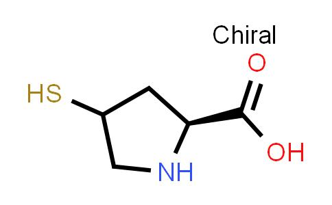 (2S)-4-Mercaptopyrrolidine-2-carboxylic acid