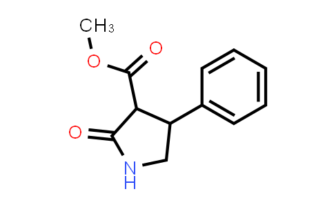 Methyl 2-oxo-4-phenylpyrrolidine-3-carboxylate