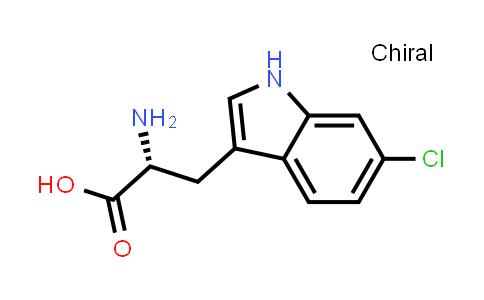 (R)-2-Amino-3-(6-chloro-1H-indol-3-yl)propanoic acid