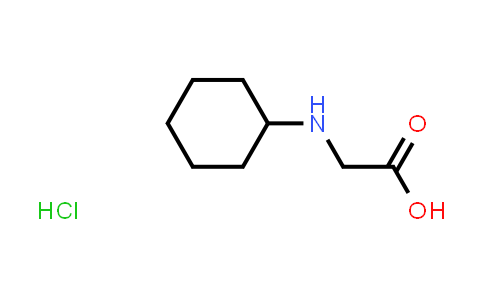 2-(Cyclohexylamino)acetic acid hydrochloride