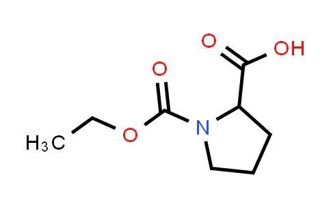 1-(Ethoxycarbonyl)pyrrolidine-2-carboxylic acid