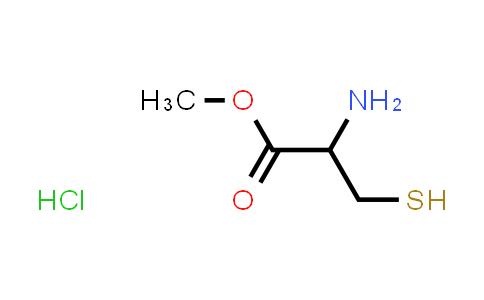 Methyl 2-amino-3-mercaptopropionate hydrochloride