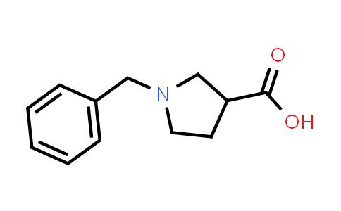 1-Benzylpyrrolidine-3-carboxylic acid