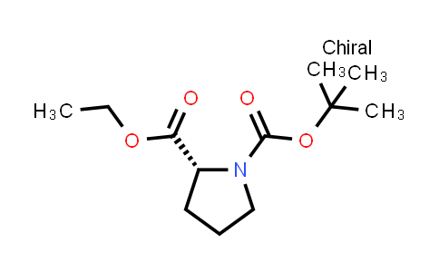(R)-1-tert-Butyl 2-ethyl pyrrolidine-1,2-dicarboxylate