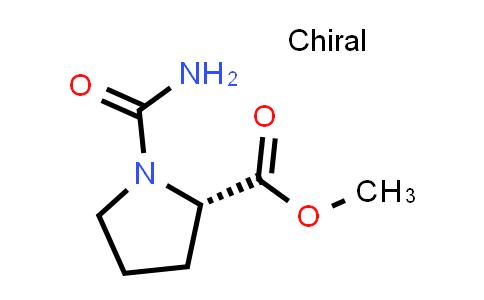 (S)-Methyl 1-carbamoylpyrrolidine-2-carboxylate