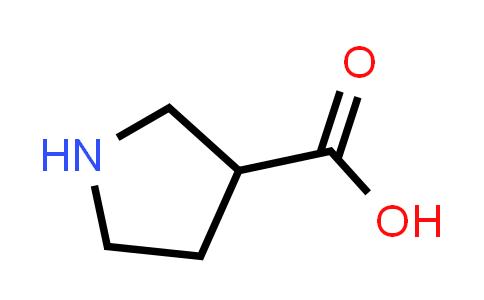 Pyrrolidine-3-carboxylic acid