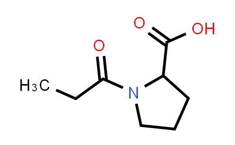1-Propionylpyrrolidine-2-carboxylic acid