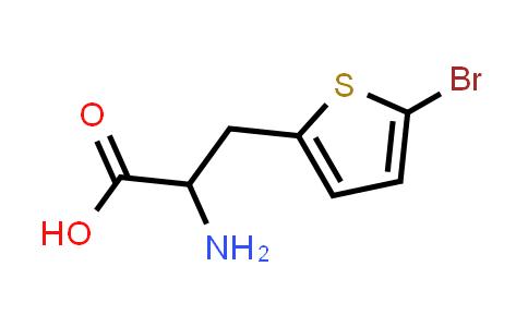 2-Amino-3-(5-bromothiophen-2-yl)propanoic acid
