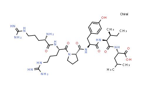 L-Arginyl-L-arginyl-L-prolyl-L-tyrosyl-L-isoleucyl-L-leucine