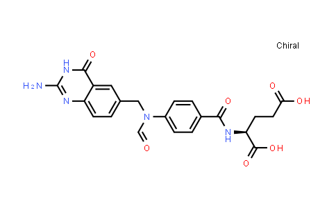 (S)-2-(4-(N-((2-Amino-4-oxo-3,4-dihydroquinazolin-6-yl)methyl)formamido)benzamido)pentanedioic acid