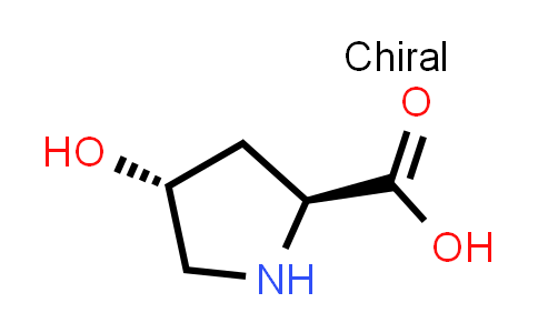 (2S,4R)-rel-4-Hydroxypyrrolidine-2-carboxylic acid